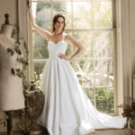 Simple Bridal Dresses, a New Choice